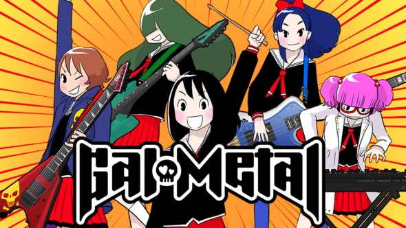 Gal Metal – Rock out to defend the earth!
