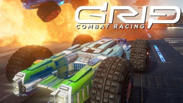 Trailer released for Grip: Combat Racing