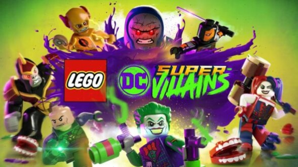 Evil-doers rejoice for the trailer to Lego: DC Super-Villains