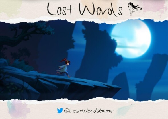 Lost Words: Beyond the Page is coming to consoles and PC next year