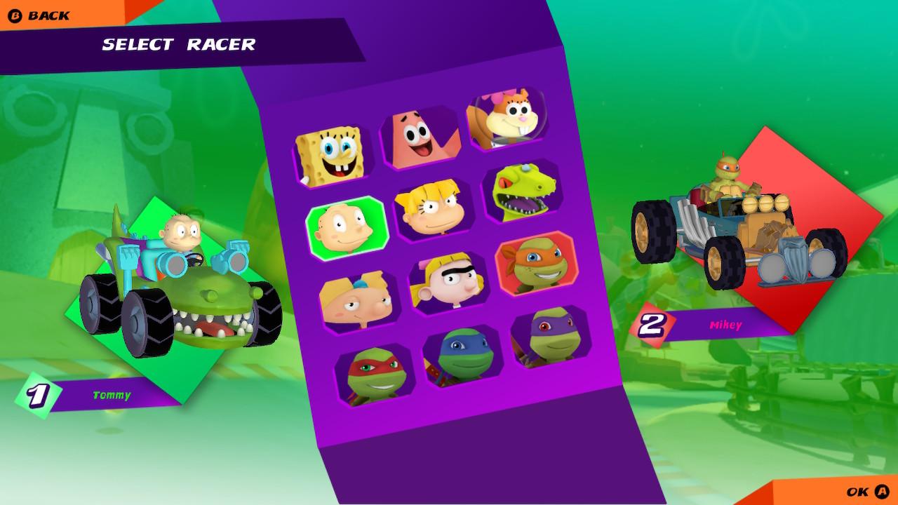 3rd-strike com   Nickelodeon Kart Racers – Review