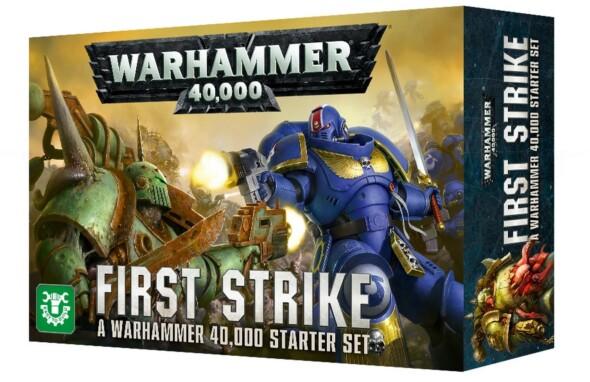 Contest: Warhammer 40,000 First Strike