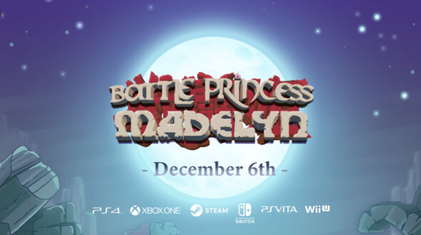 Only one more week until Battle Princess Madelyn!