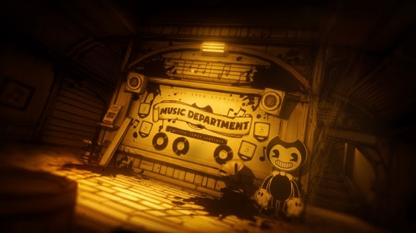 Bendy And The Ink Machine – Now available on consoles!