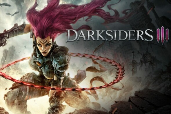 A sneak-peak at the Darksiders 3 intro