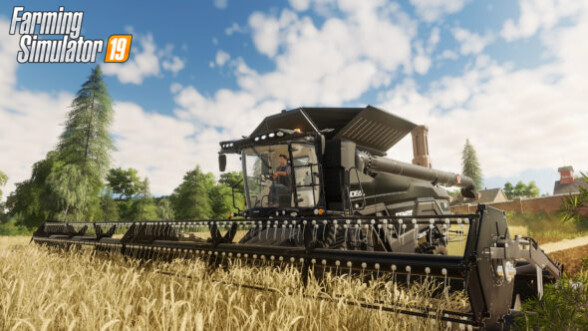 Information about Farming Simulator 19 released