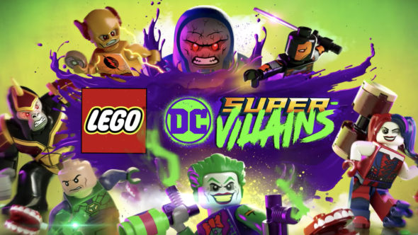 DLC for LEGO DC Super-Villains is available as of now