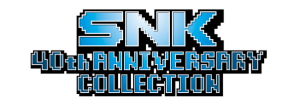SNK 40th Anniversary release date and info unveiled
