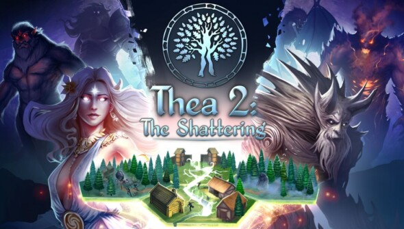 Thea 2: The Shattering – Now in Early Access