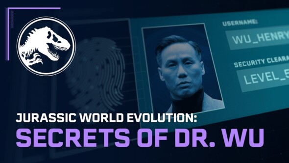 Jurassic World Revolution: Secrets of Dr. Wu coming this month