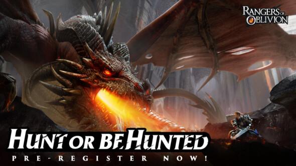 Rangers of Oblivion – Pre-Registration now open