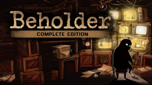 Beholder: Complete Edition sees the light of day on Nintendo Switch