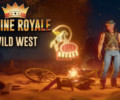 Cuisine Royale lassos in the Wild West theme