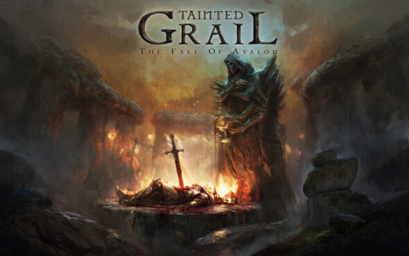 Tainted Grail: The Fall of Avalon – Kickstarter campaign so succesful that it will also become a PC game!