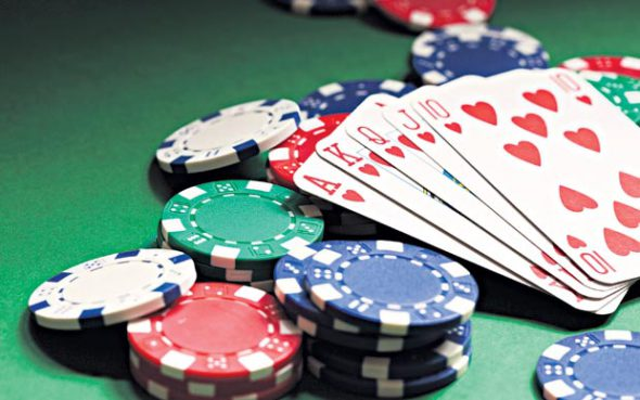 The risks and benefits of doing some gambling