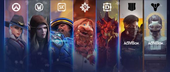 Holiday Sale on Blizzard Entertainment's Battle.net