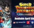 Super Dragon Ball Heroes World Mission announced for Switch and Steam