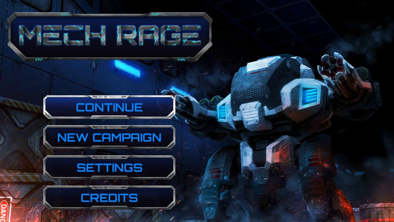 3rd-strike com | Mech Rage – Review