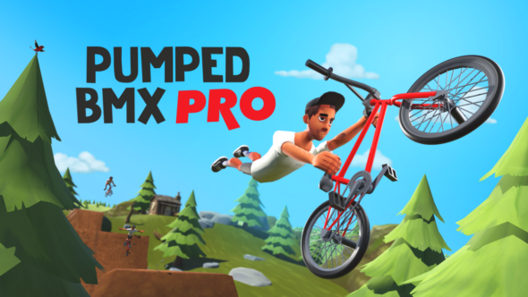 Pumped BMX Pro reveal trailer and release date!