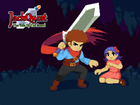 JackQuest: Tale of the Sword is making its way to consoles and PC