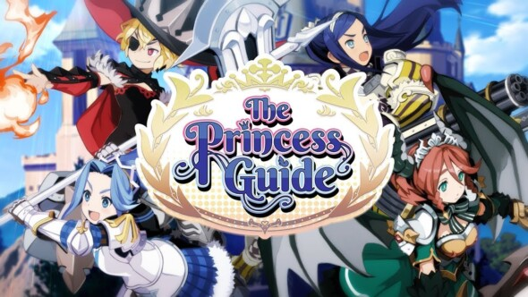 New trailer for The Princess Guide