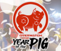 Soldier 76 announces Overwatch's Lunar New Year event: Year of the Pig