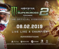 Milestone presents Monster Energy Supercross – The Official Videogame 2
