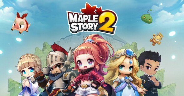 MapleStory 2 Knight Skill and Build Guide