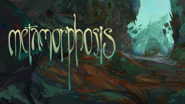 Puzzle platformer Metamorphosis announced for this fall
