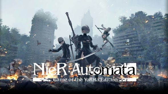 New patch announced for NieR Automata on Steam