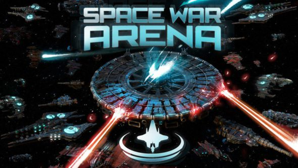 Playchemy announce Space War Arena for Nintendo Switch