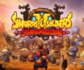 Swords and Soldiers 2 Shawarmageddon out on Switch now