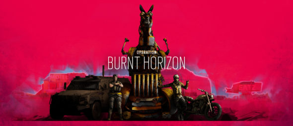 Ubisoft reveals Operation Burnt Horizon