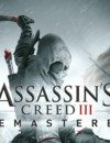 Assassin's Creed III Remastered Nintendo Switch announcement