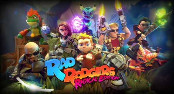 Rad Rodgers: Radical Edition gets new features