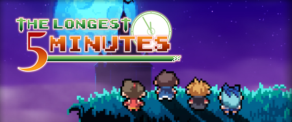The Longest Five Minutes is getting a physical release in Europe