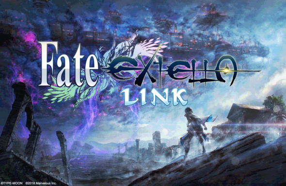 Fate/EXTELLA LINK – Out now!
