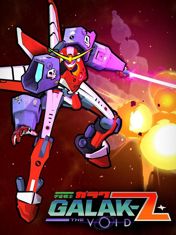 GALAK-Z: The Void: Deluxe Edition – Now available!