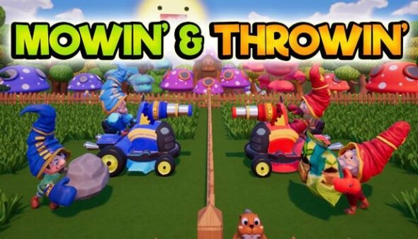 Mowin' & throwin' fully releases this spring