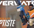 New hero Baptiste now live at Overwatch