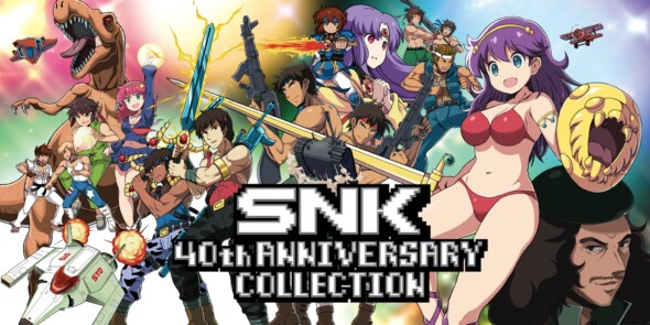 SNK 40th Anniversary Collection out now on PlayStation 4