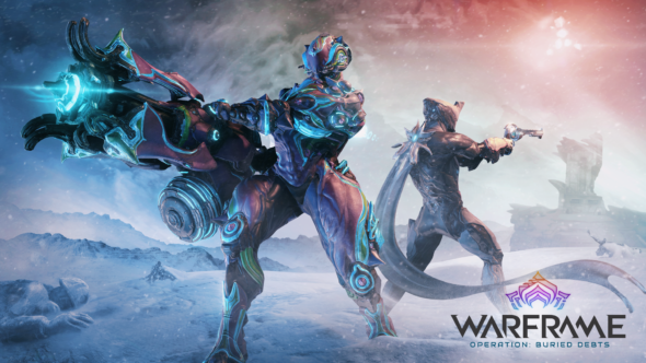 Warframe – Operation: Buried Debts is here!