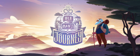 "Pre-order your ""Old Man's Journey"" hard copy for PS4 or Switch soon! Limited amount available!"