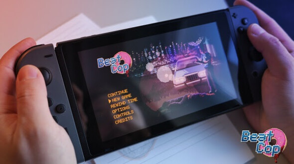 Beat Cop: Console Edition Brings 80s Cop Show Vibes to Switch, PS4, and Xbox One Today