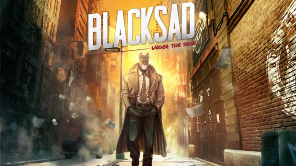 Get a look behind the scenes of Blacksad: Under the Skin