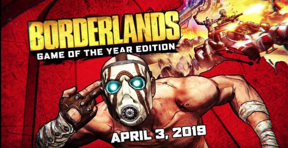 Borderlands: GOTY Edition and Borderlands: The Handsome Collection Ultra HD Texture Pack available now