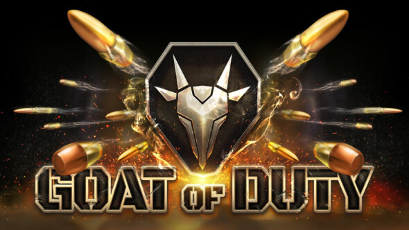 Goat of Duty – Fast paced FPS with… goats!