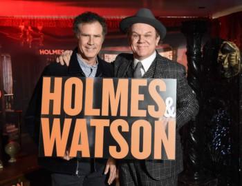 Holmes & Watson (Blu-ray) – Movie Review