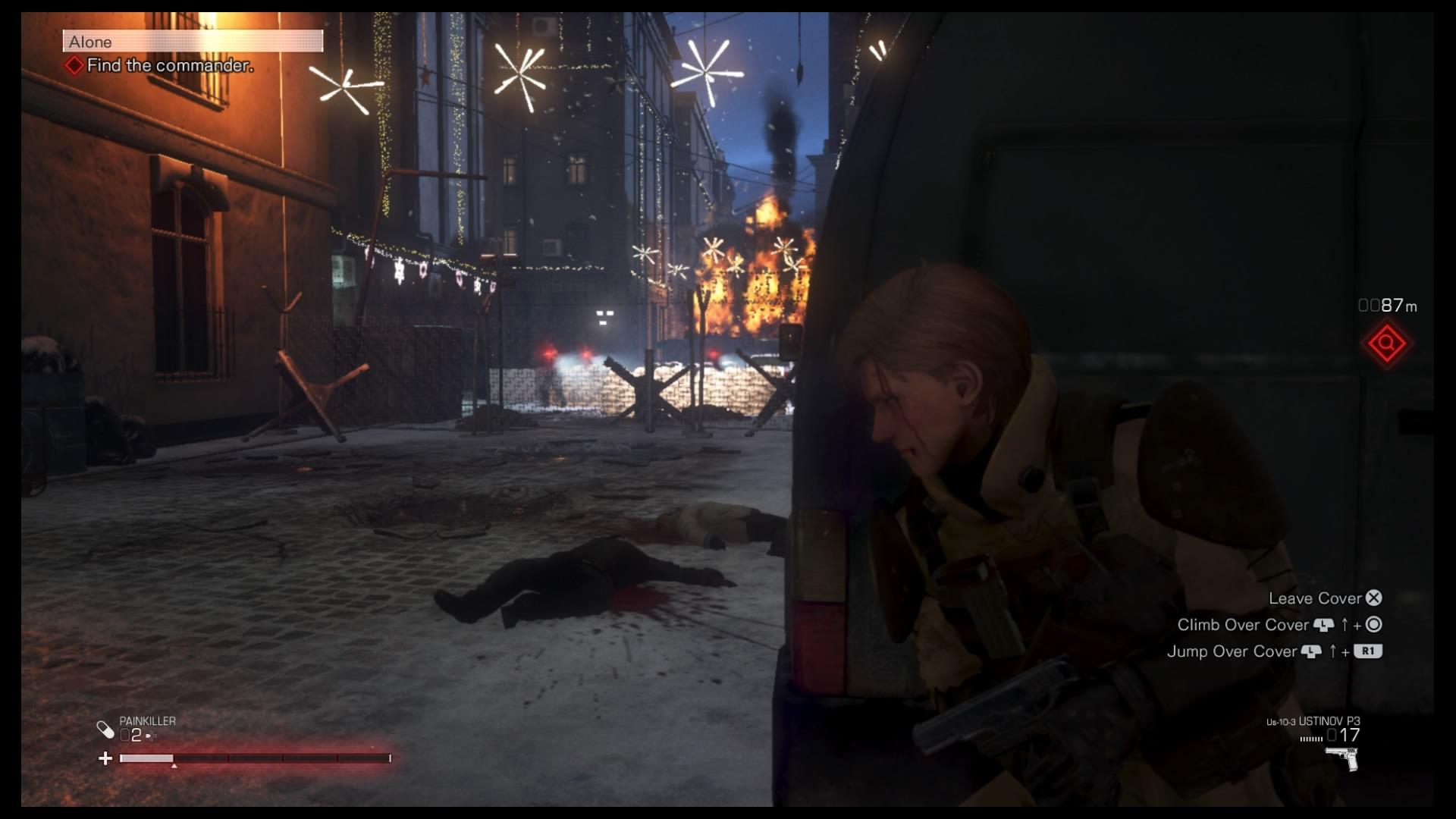 3rd Strike Com Left Alive Review