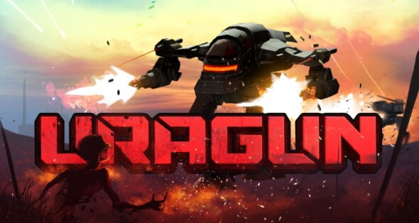 Uragun coming to Steam this October
